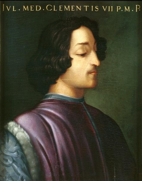 Portrait de Giuliano de' Medici d('après Botticelli.