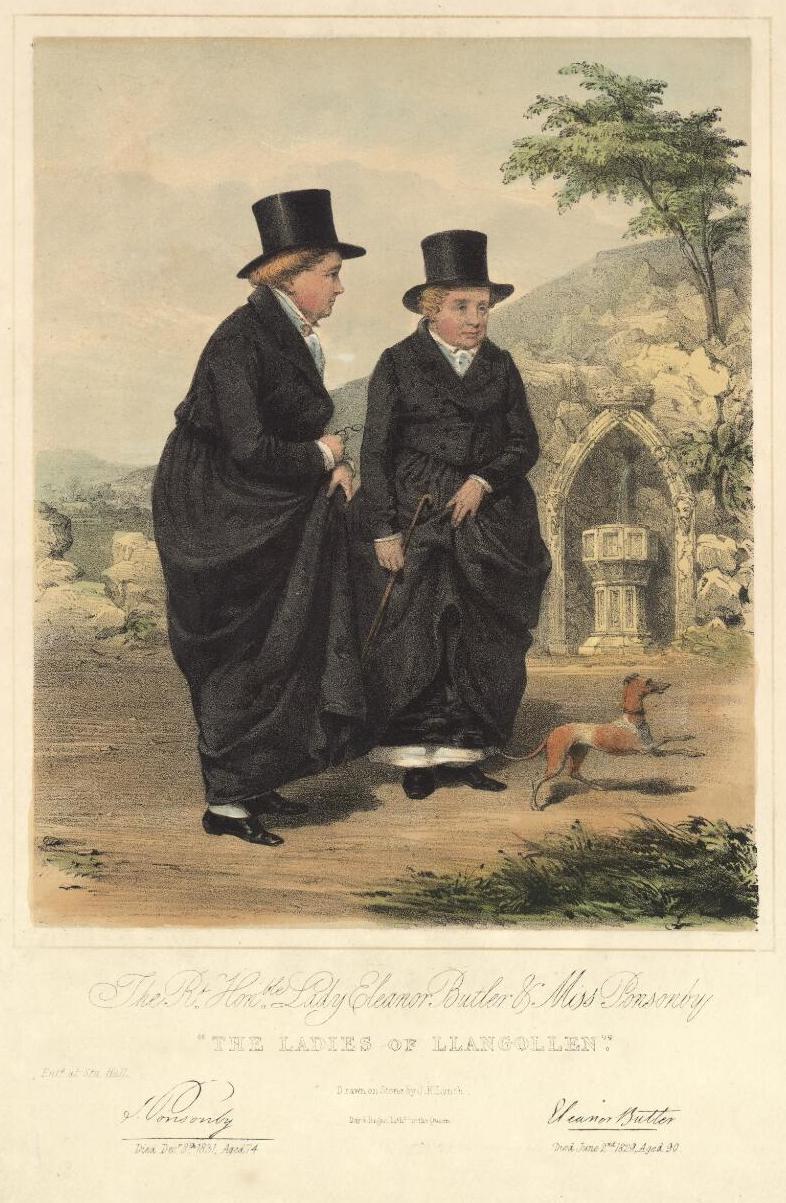 Ladies of Llangollen - Wikipedia