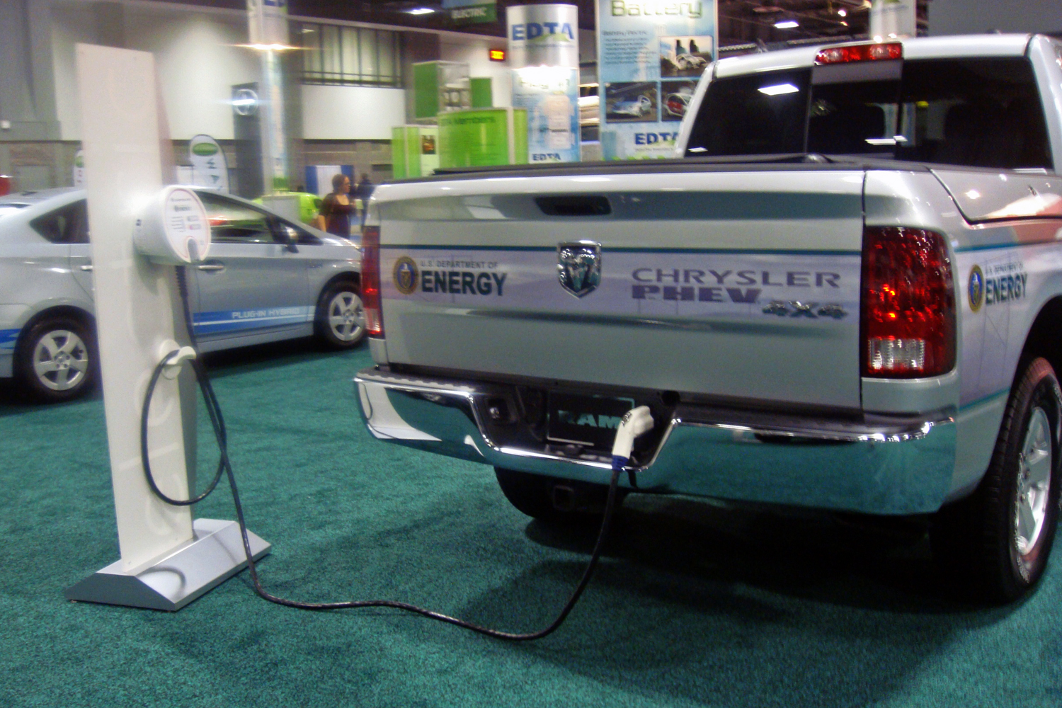Description Ram Pickup plug-in hybrid WAS 2011 1199.JPG