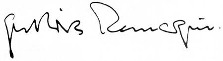 Автограф Ремарка