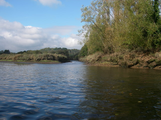 Rivers Hems and Dart - geograph.org.uk - 585703