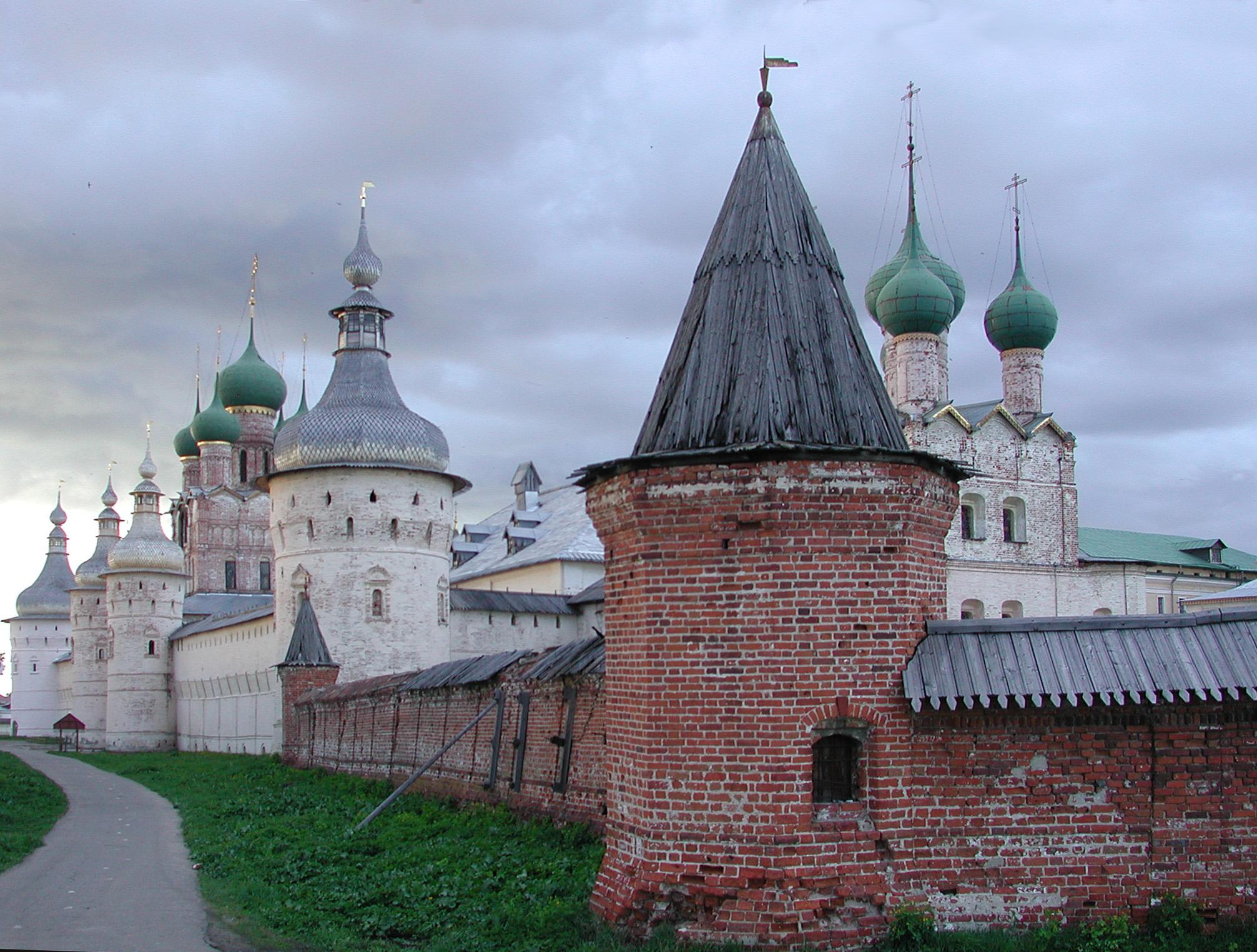 Rostov Veliky – Travel guide at Wikivoyage