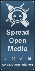 Enlace a lo proyecto Spread Open Media