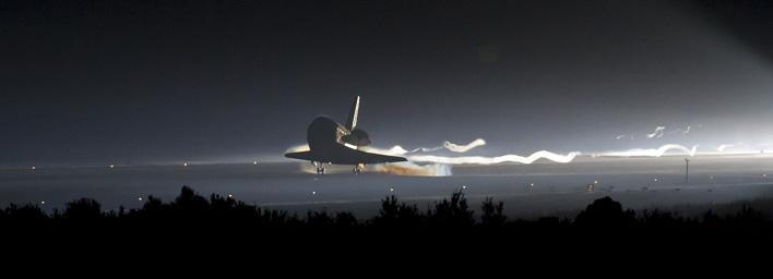 The Final Landing