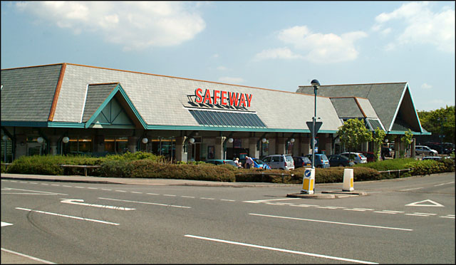 File Safeway Superstore Bude Geograph Org Uk 18245