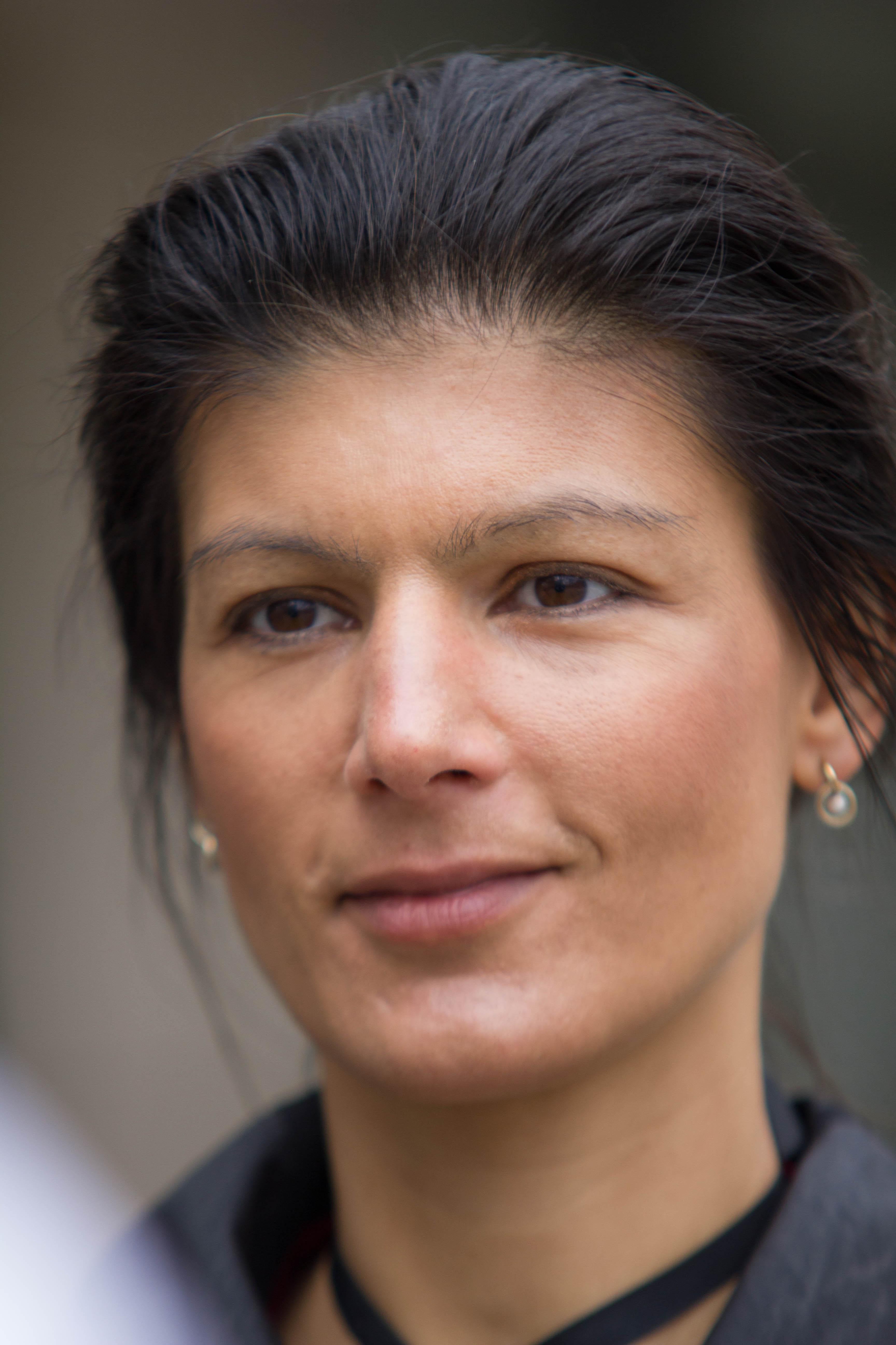 Sahra Wagenknecht – Boarische Wikipedia