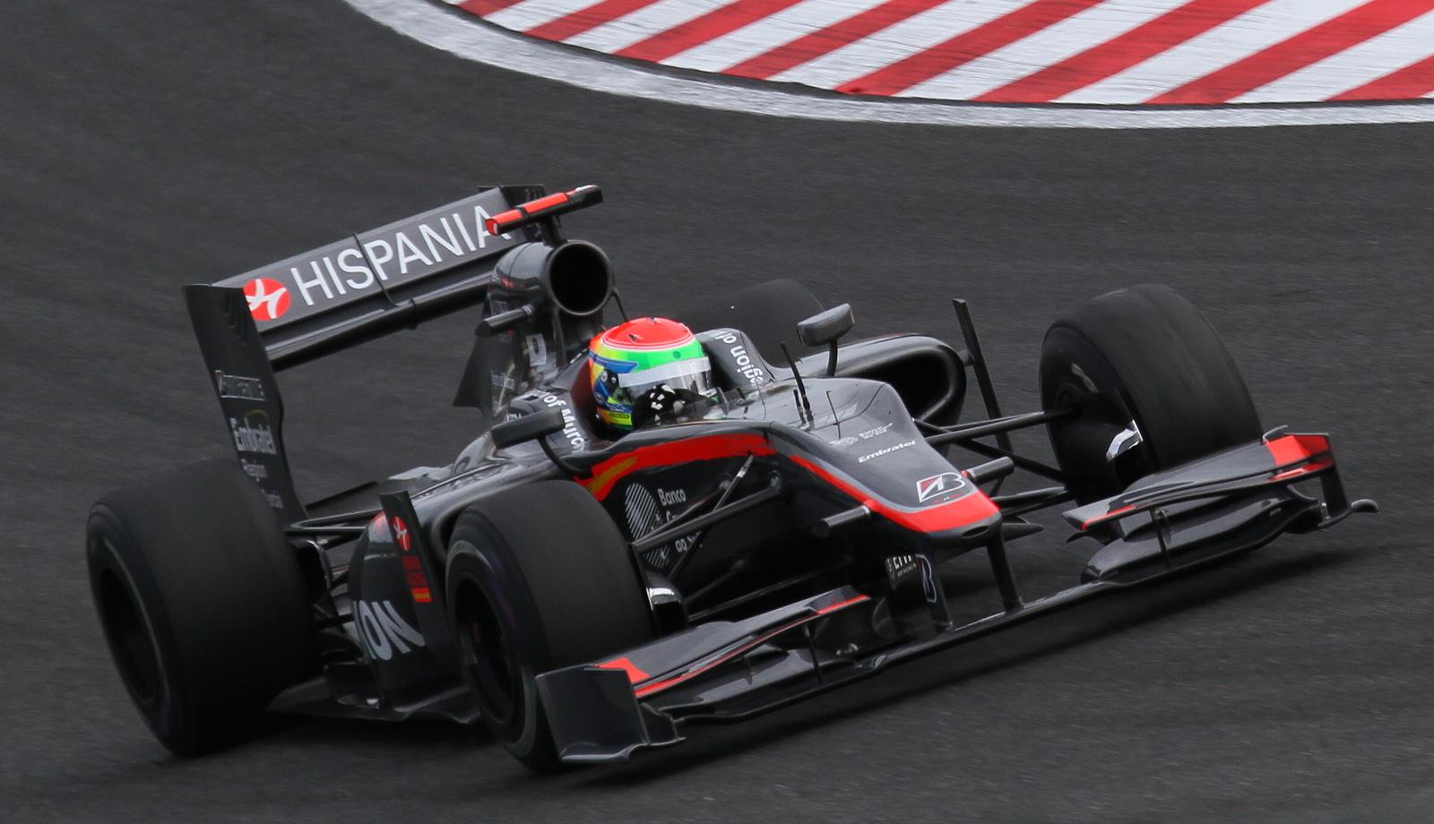 Sakon Yamamoto | HRT Cosworth | 2010