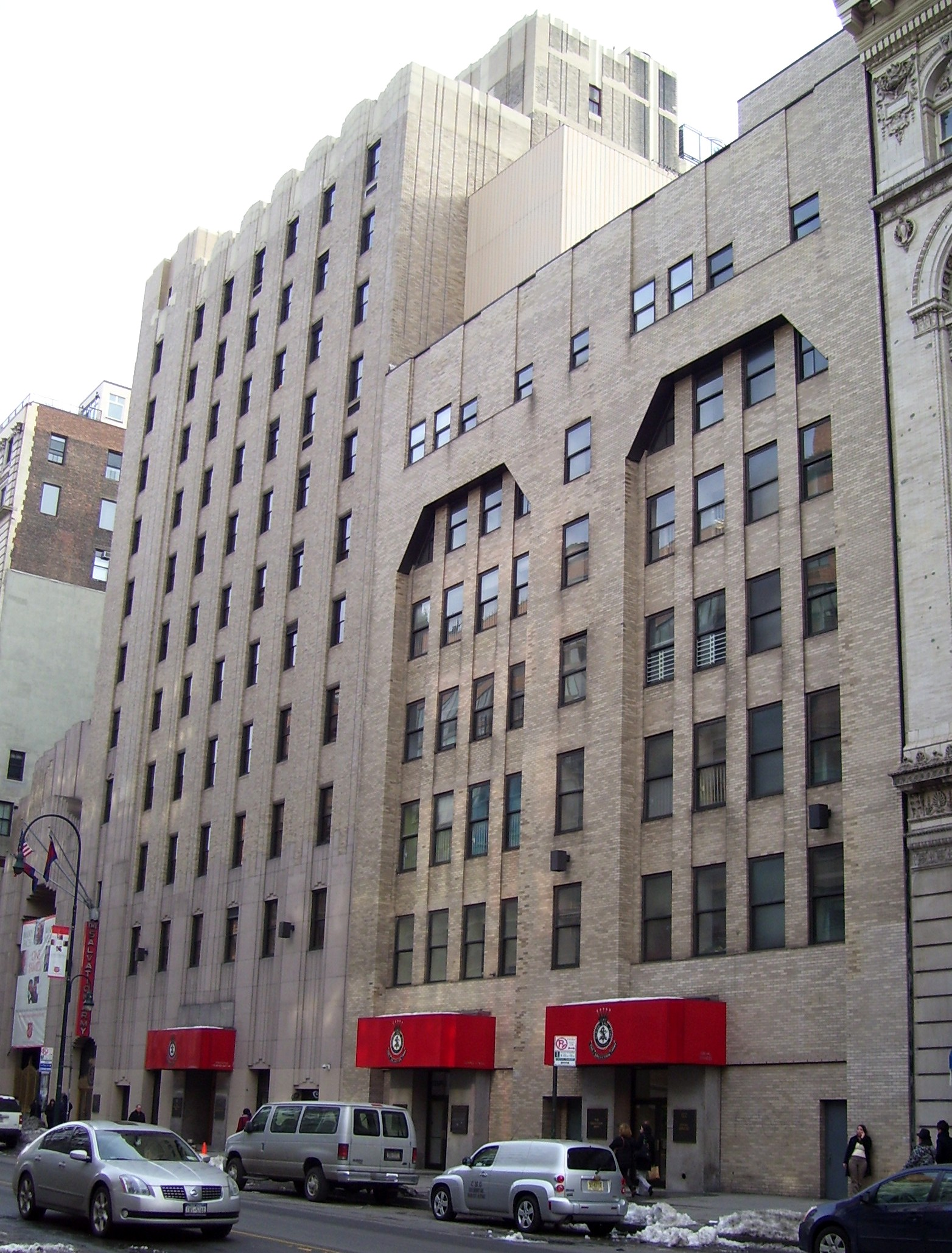 File:Salvation Army Headquarters from west.jpg - Wikimedia Commons