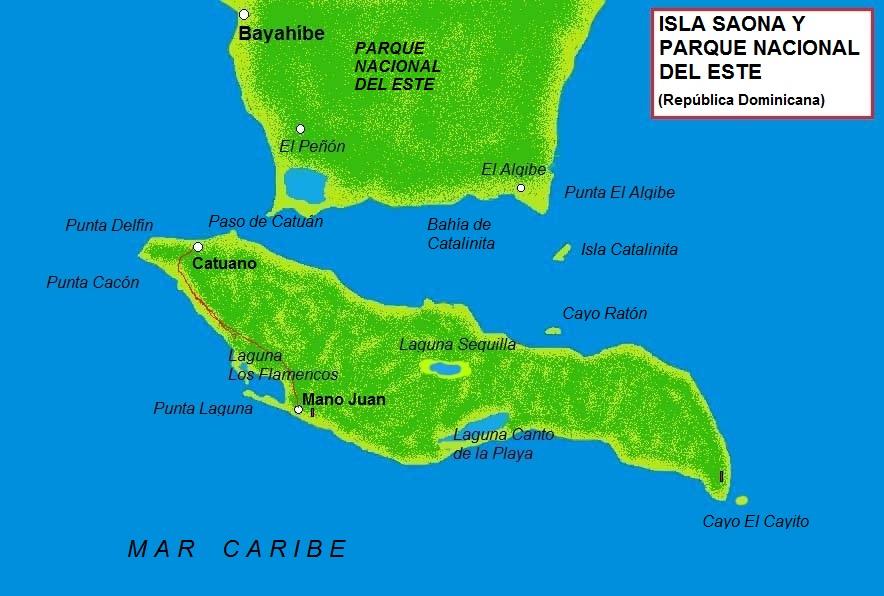 Map Of Island Pond Bister