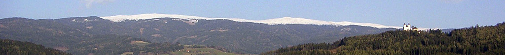 Alpės (Saualpe)