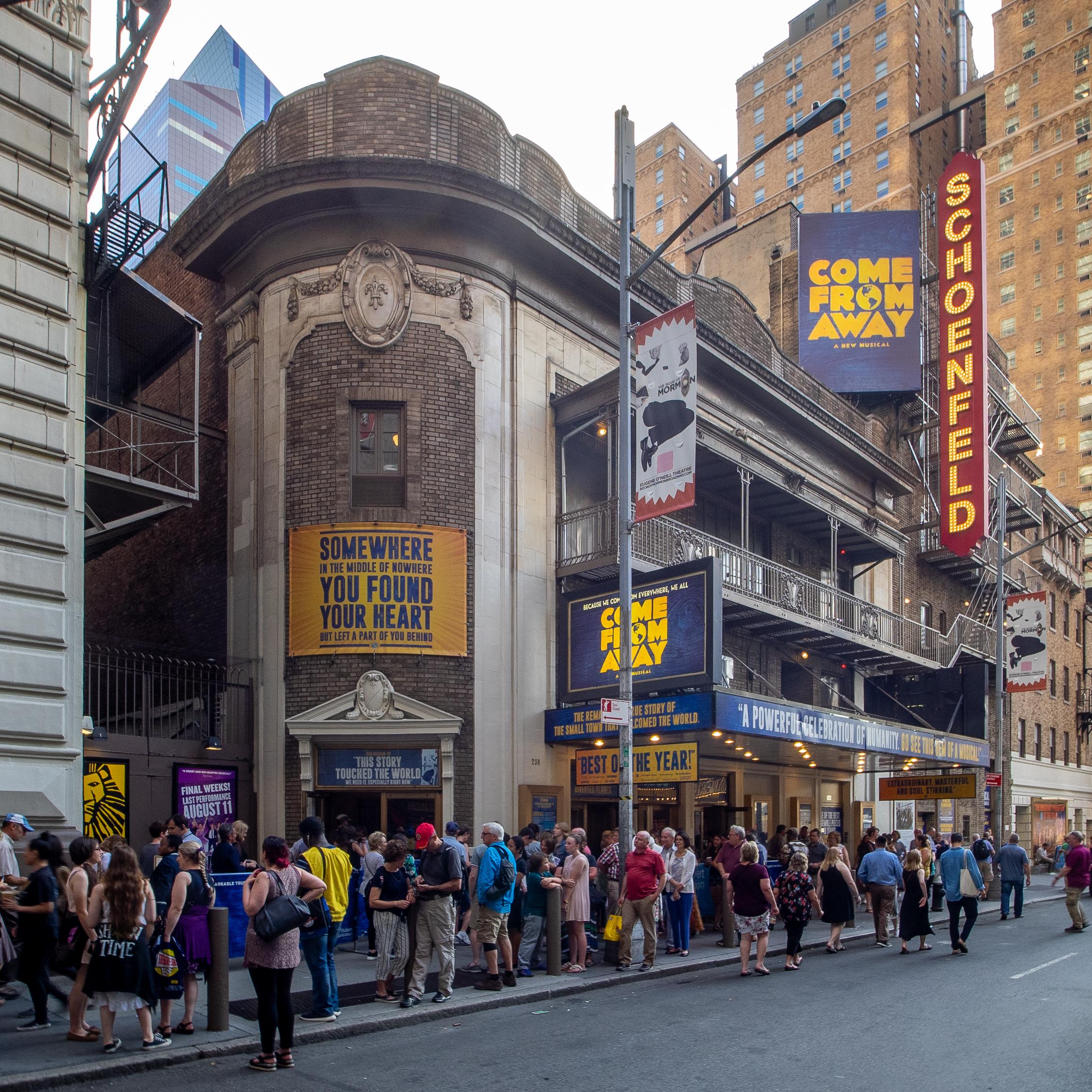 Gerald Schoenfeld Theatre Wikipedia