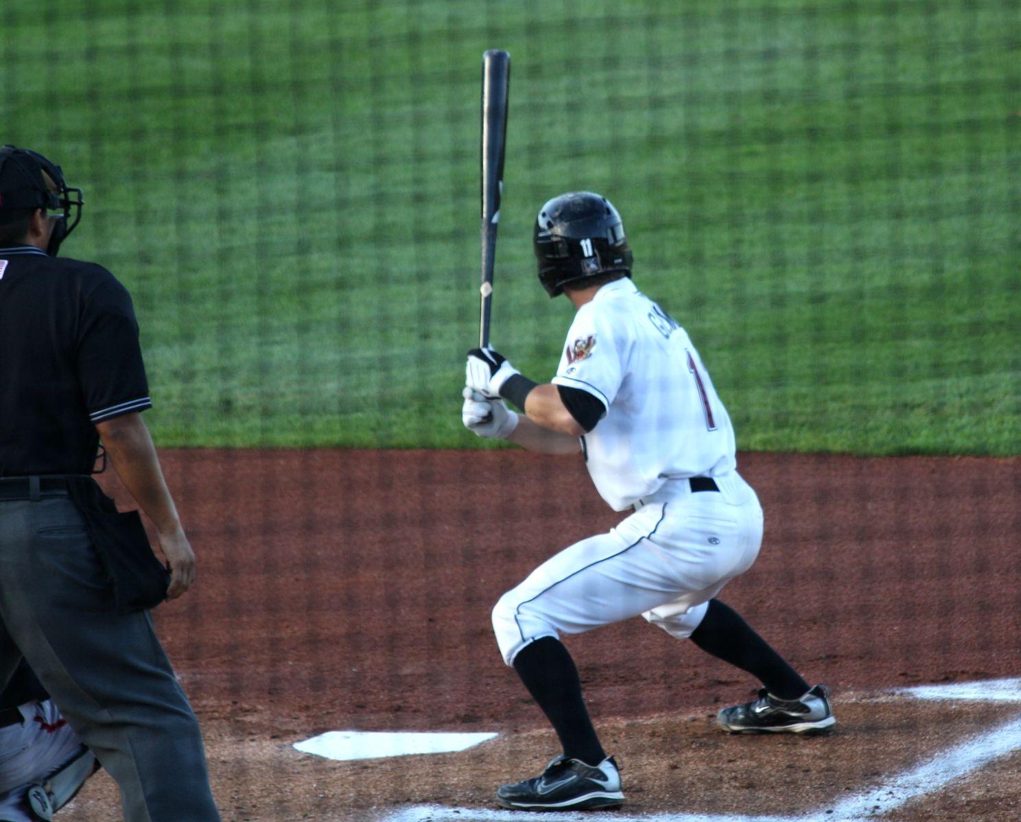 Scooter Gennett Batting Stance