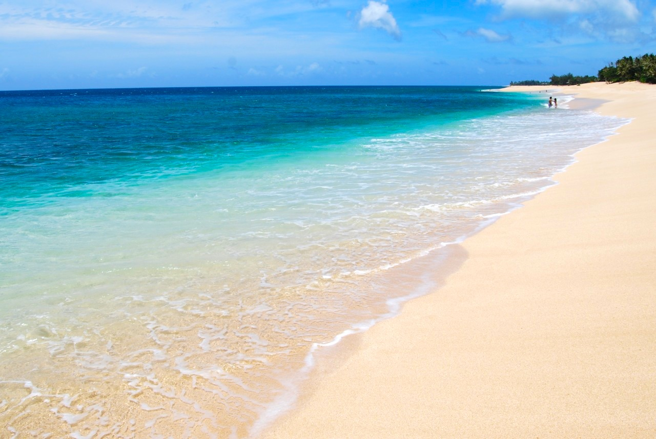 Are The Beaches Prettier At St Thomas Verses St Martin