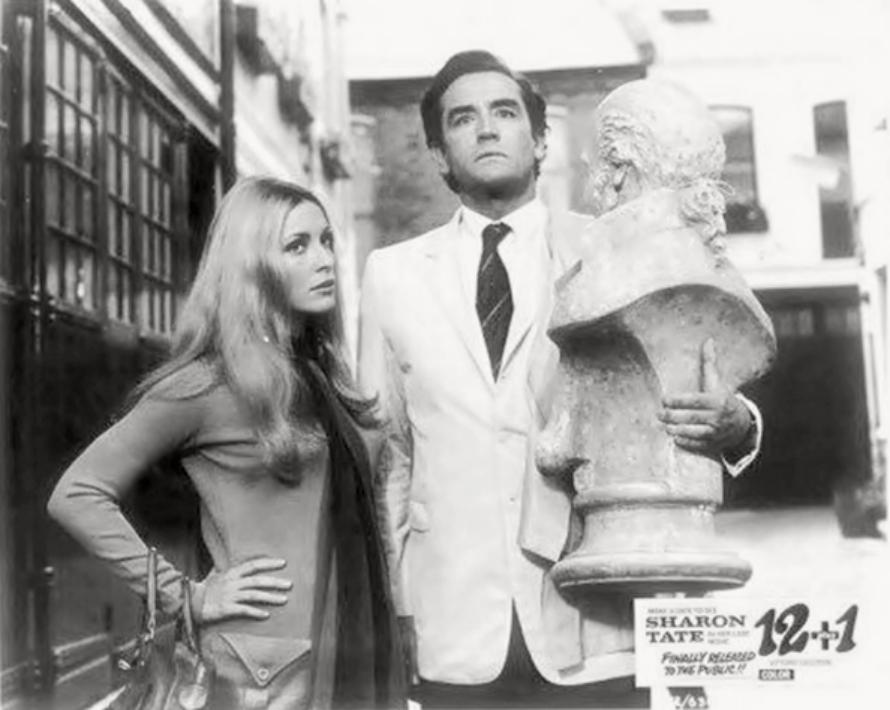 File Sharon Tate And Vittorio Gassman 1969 Jpg Wikimedia Commons