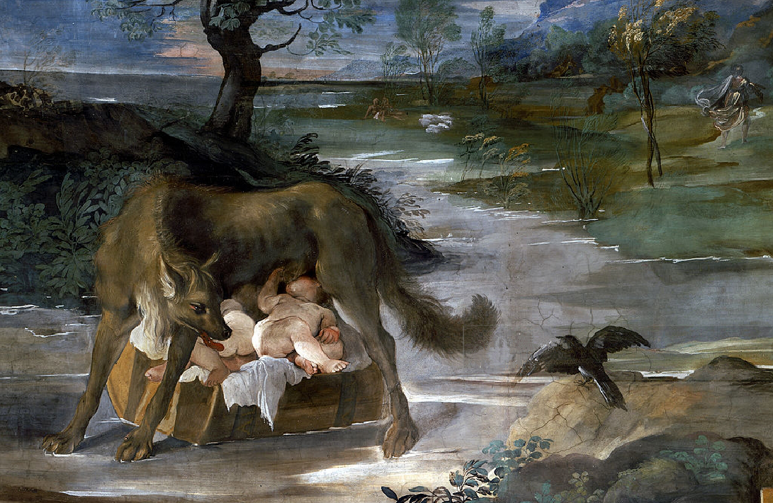 Romulus and Remus: The Founding Myth of the City of Rome