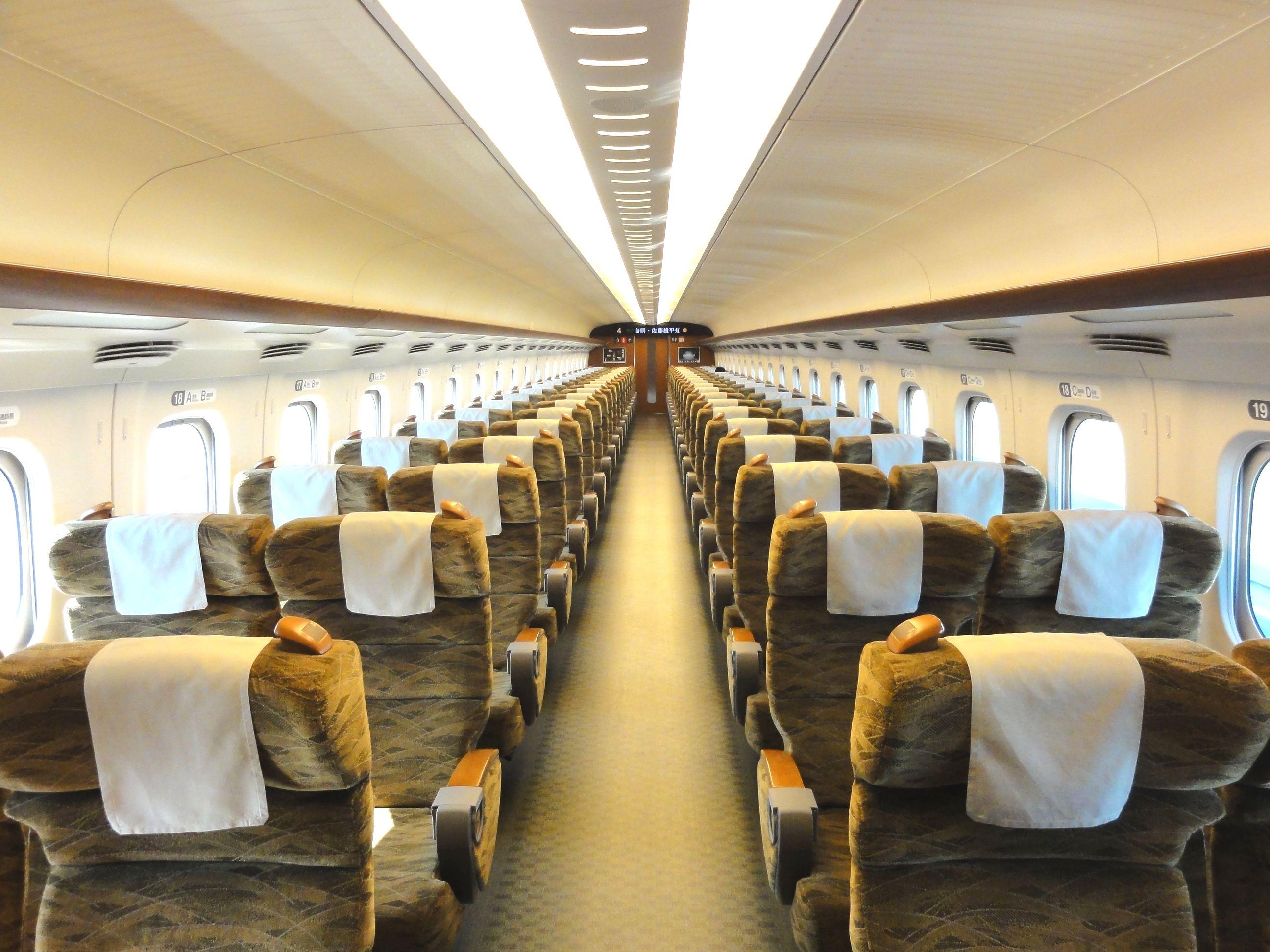 FileShinkansen N700 Series 787 8000 Inside
