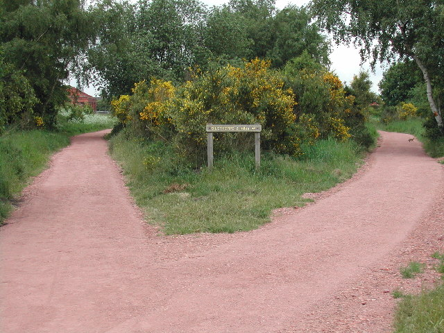 Southwell Trail - geograph.org.uk - 34716