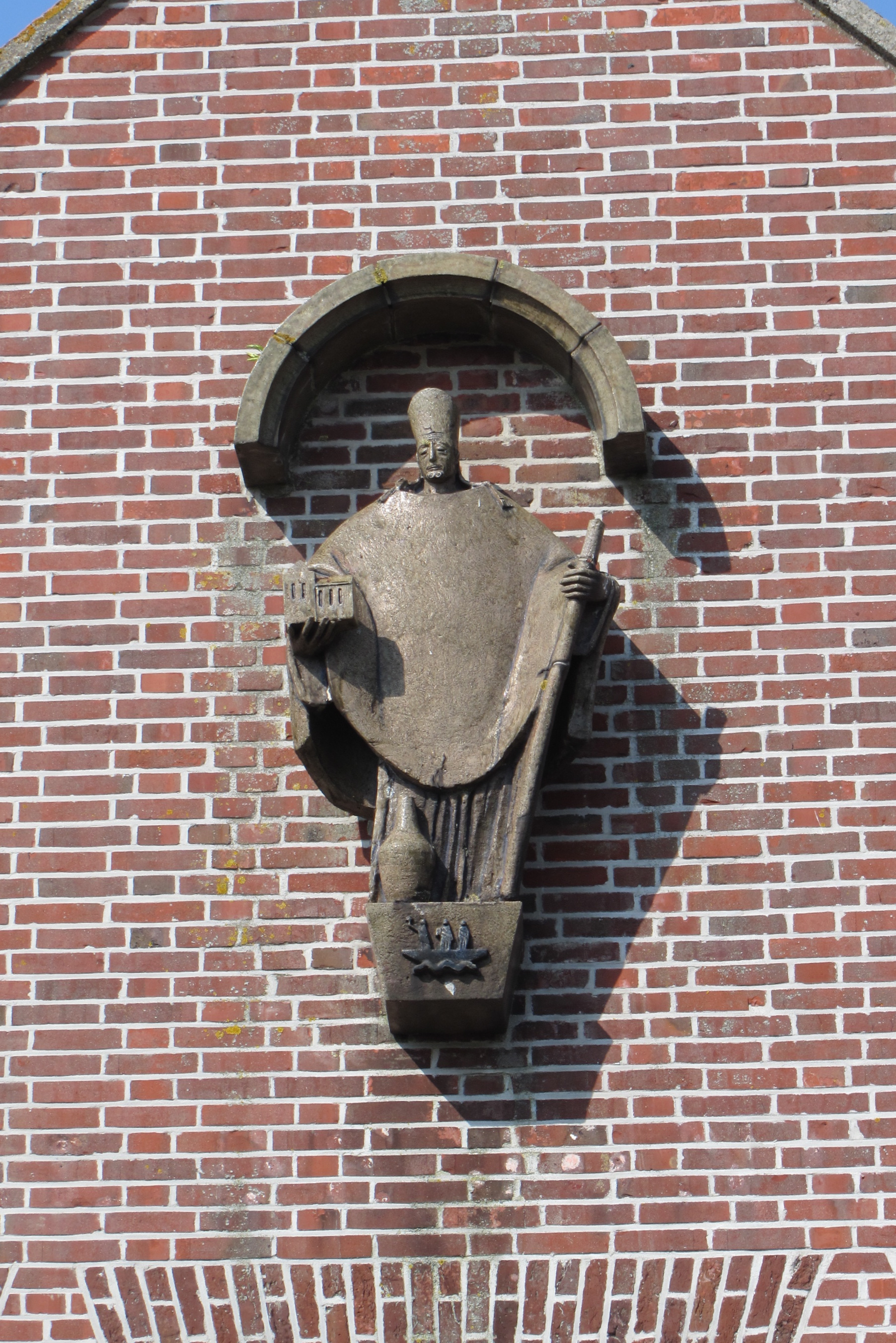 St. Willibrord Sculpture