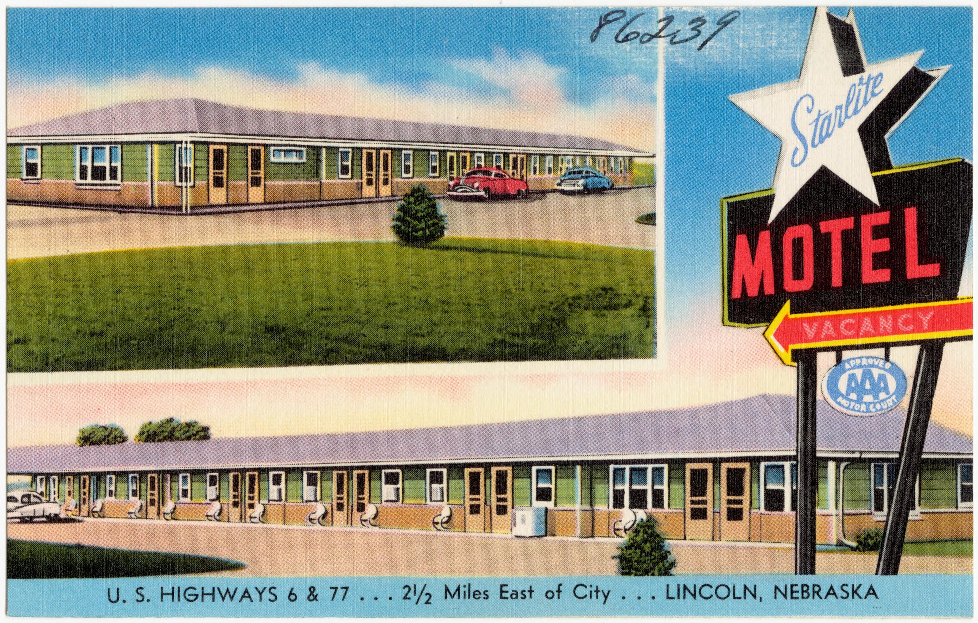 nebraska miles and highways lincoln motels starlite u wiki motel east of s city file