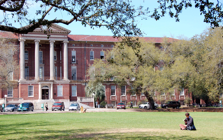 Tulane University Quad