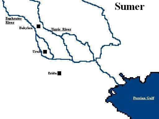 Sumer Location