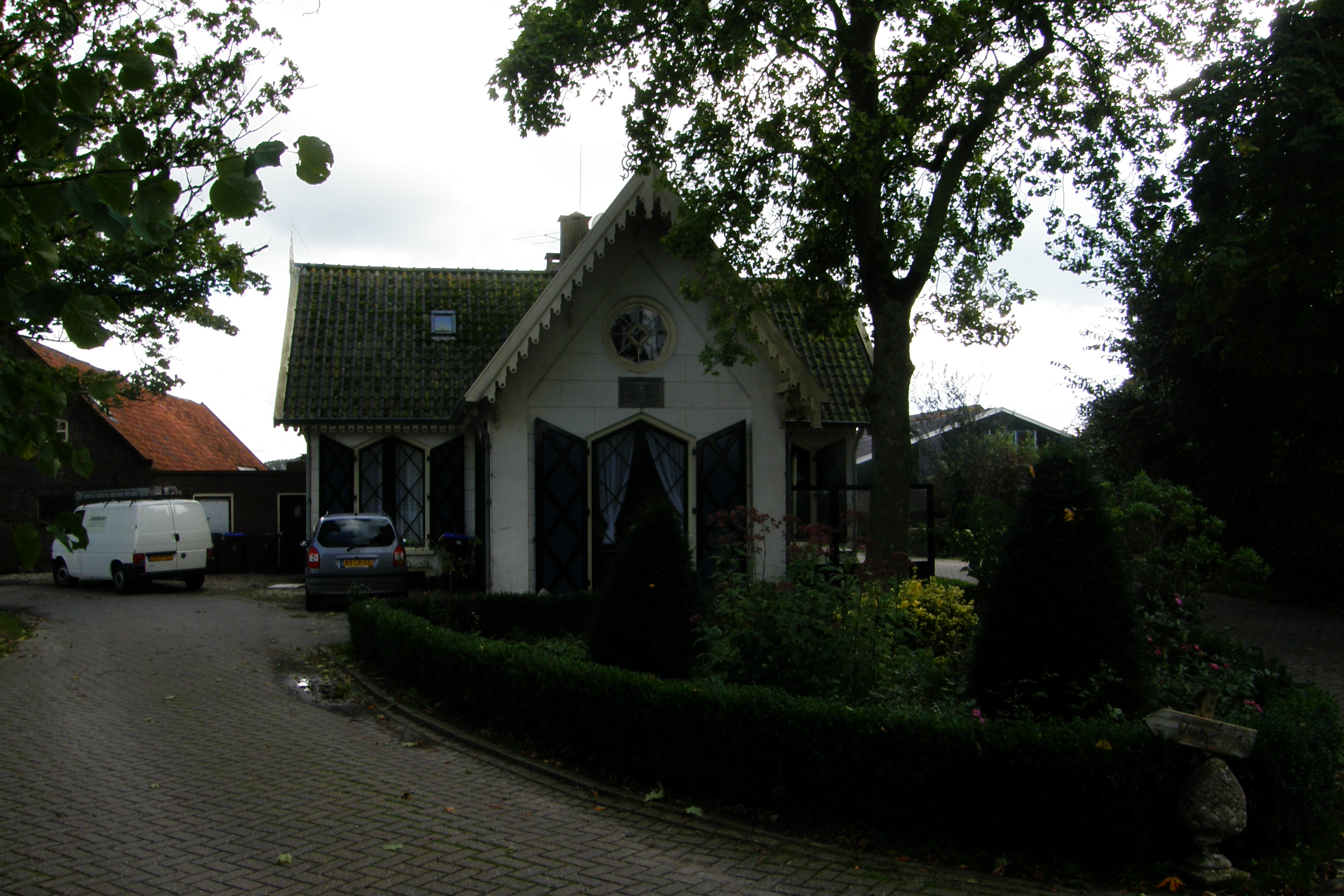 Anna 39 s hoeve in abcoude monument for Dubbele bewoning boerderij