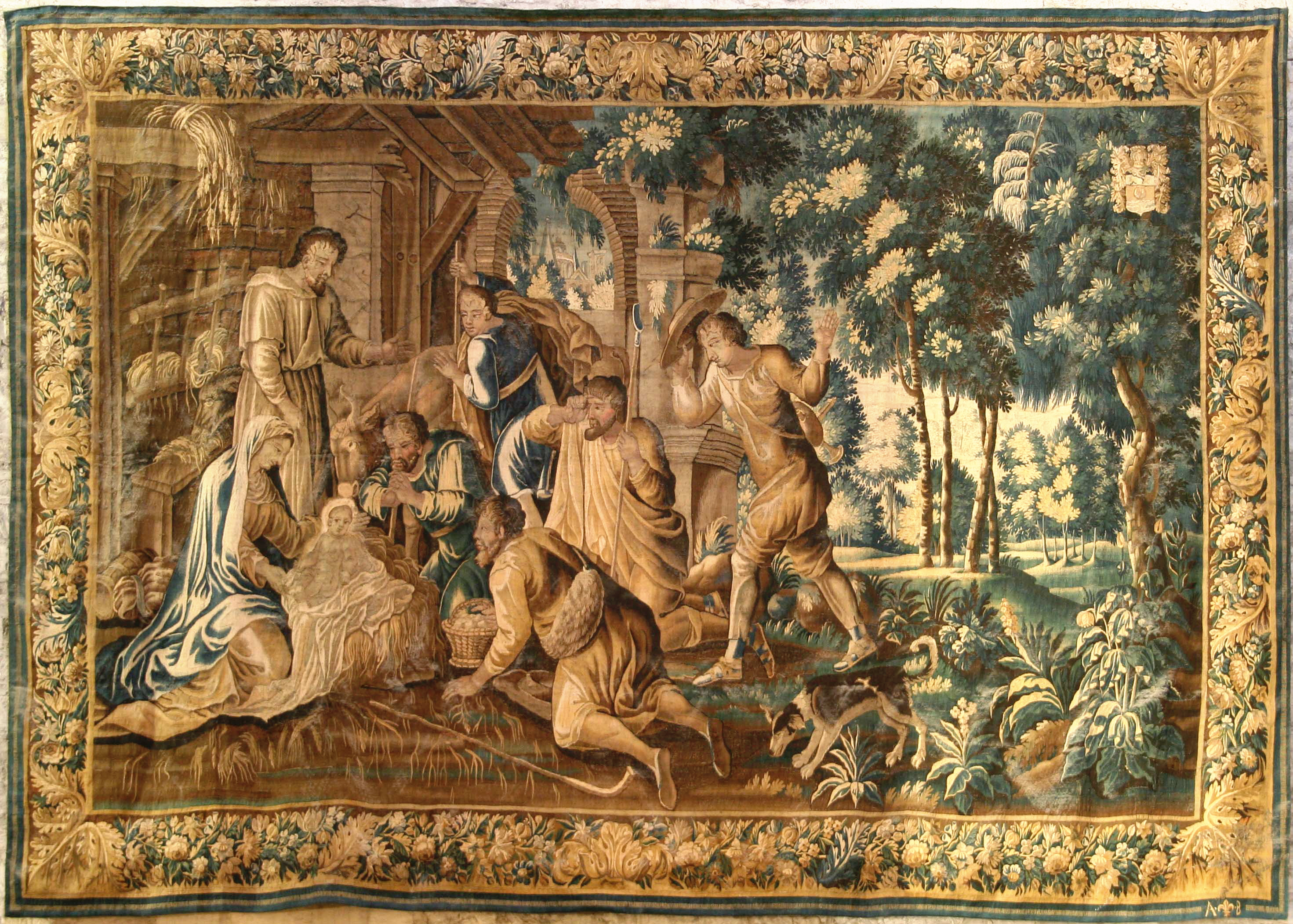 File Tapisserie Aubusson Wikimedia Commons