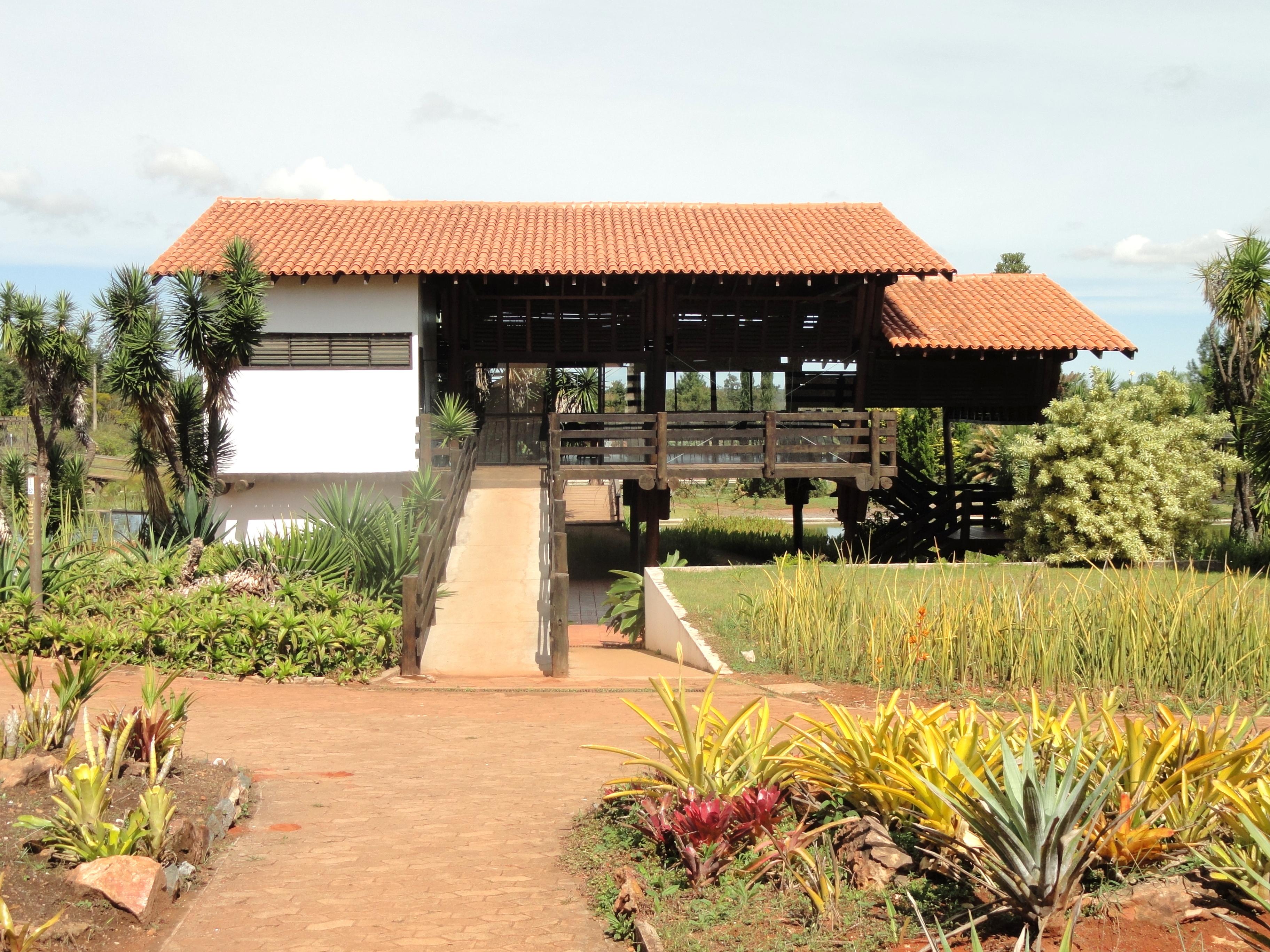 Description Tea House  Jardim Botânico de Brasília  DSC09759JPG