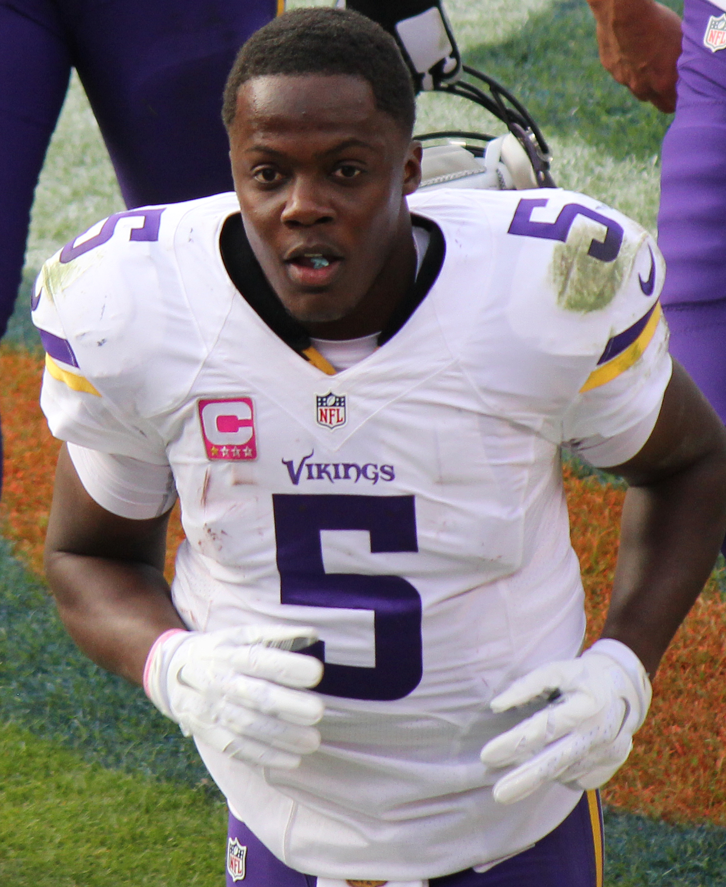 huge discount b1327 4ef7b Teddy Bridgewater - Wikipedia