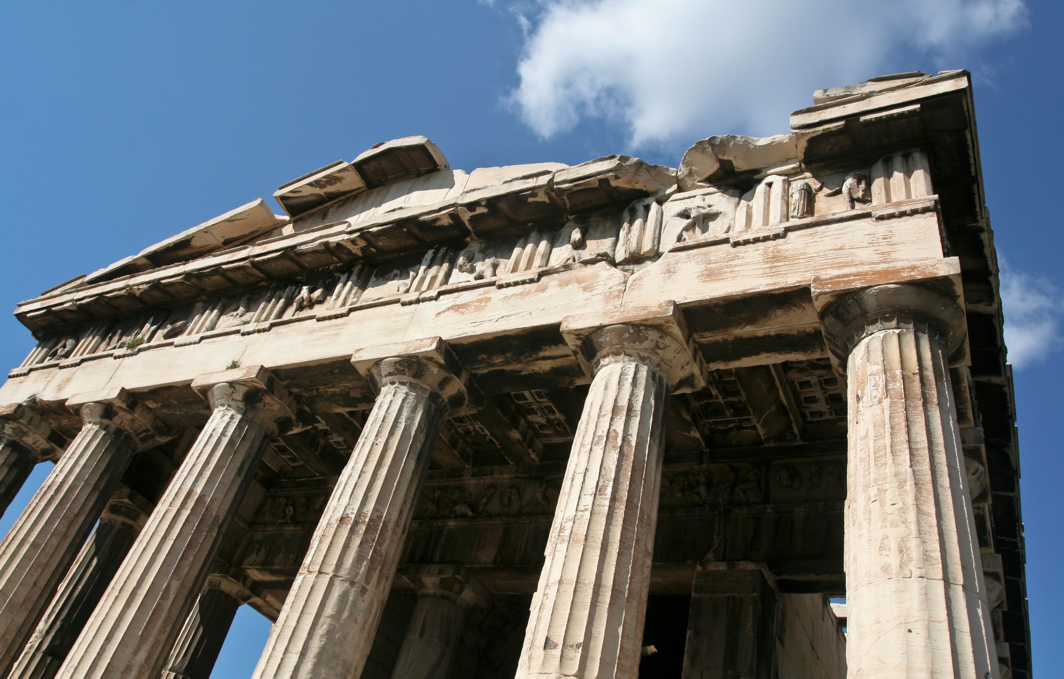 File:Temple of Hephaestus in Athens 19.jpg - Wikimedia Commons