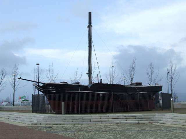 the comet replica - geograph.org.uk - 1058392.jpg