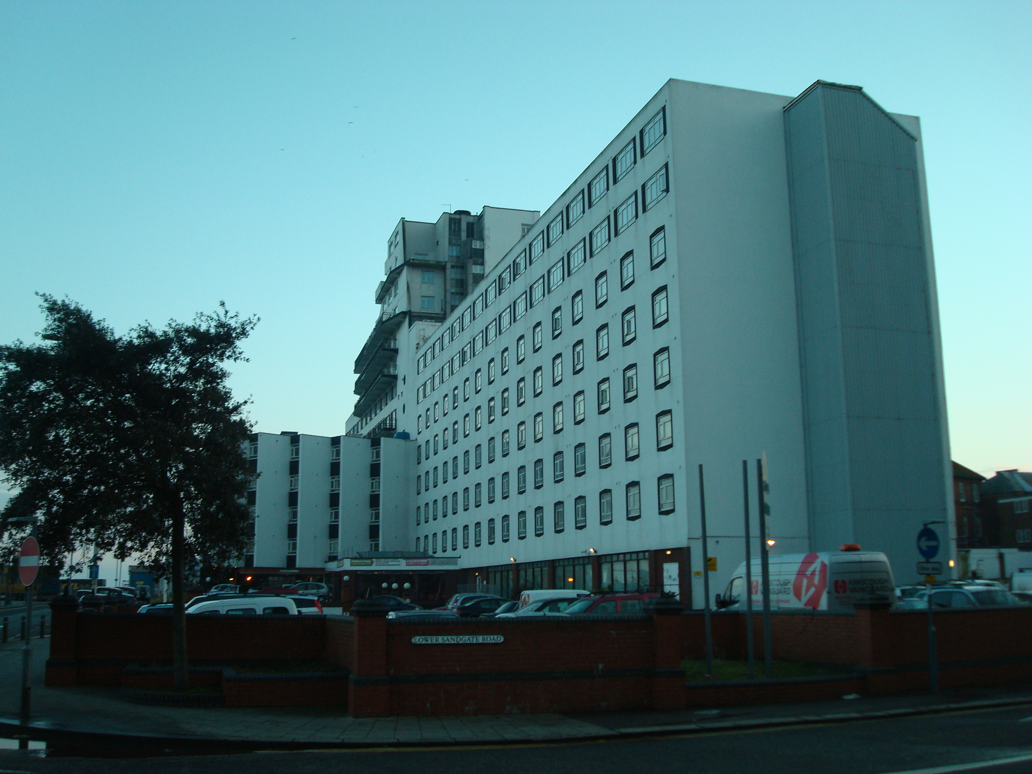 Grand Burstin Hotel Folkestone Telephone Number