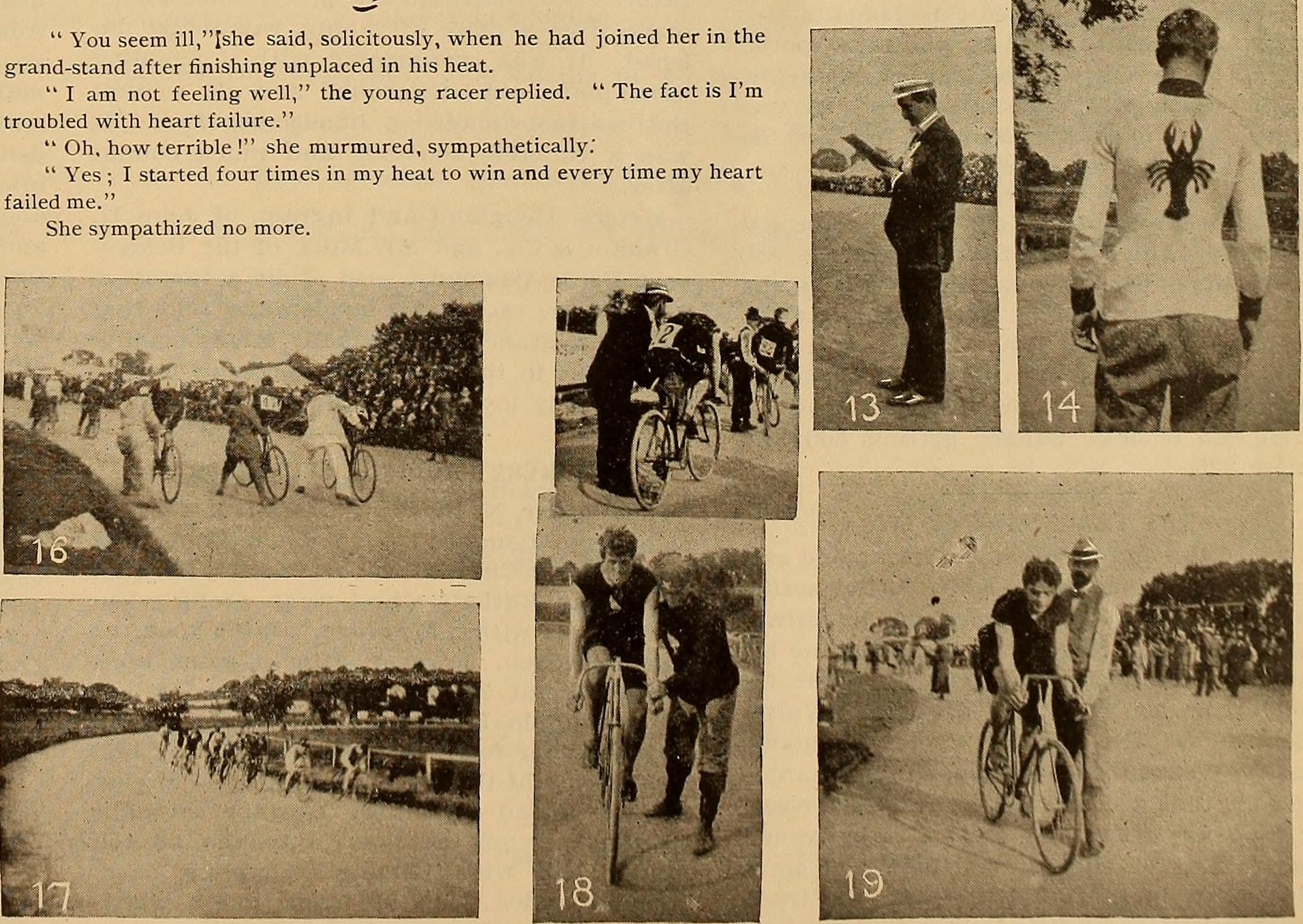 Wheel and cycling trade review (1896) (14796737883).jpg English: Identifier: wheelcy18211896121897newy (find matches) Title: The Wheel and cycling trade review