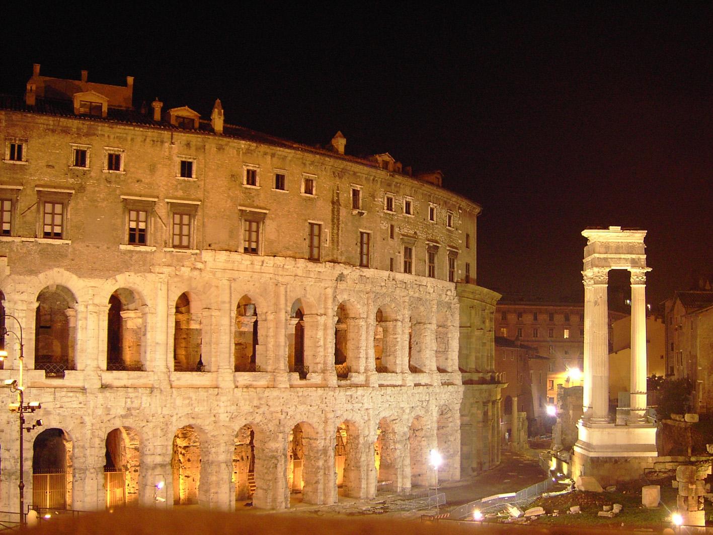 arte en roma arquitectura en roma