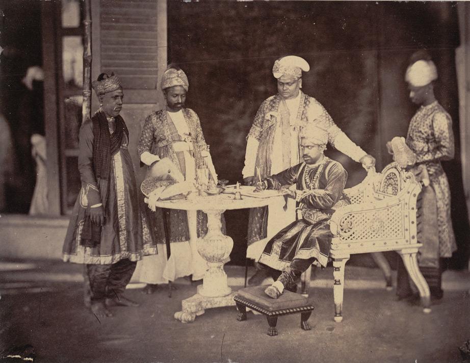 Image result for king thondaiman