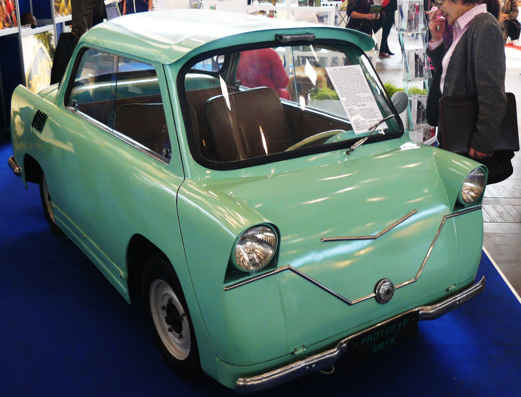 Smyk Car