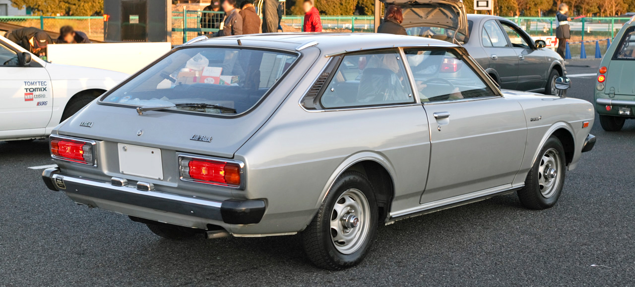 Gallery Toyota Corolla Through The Years Driving