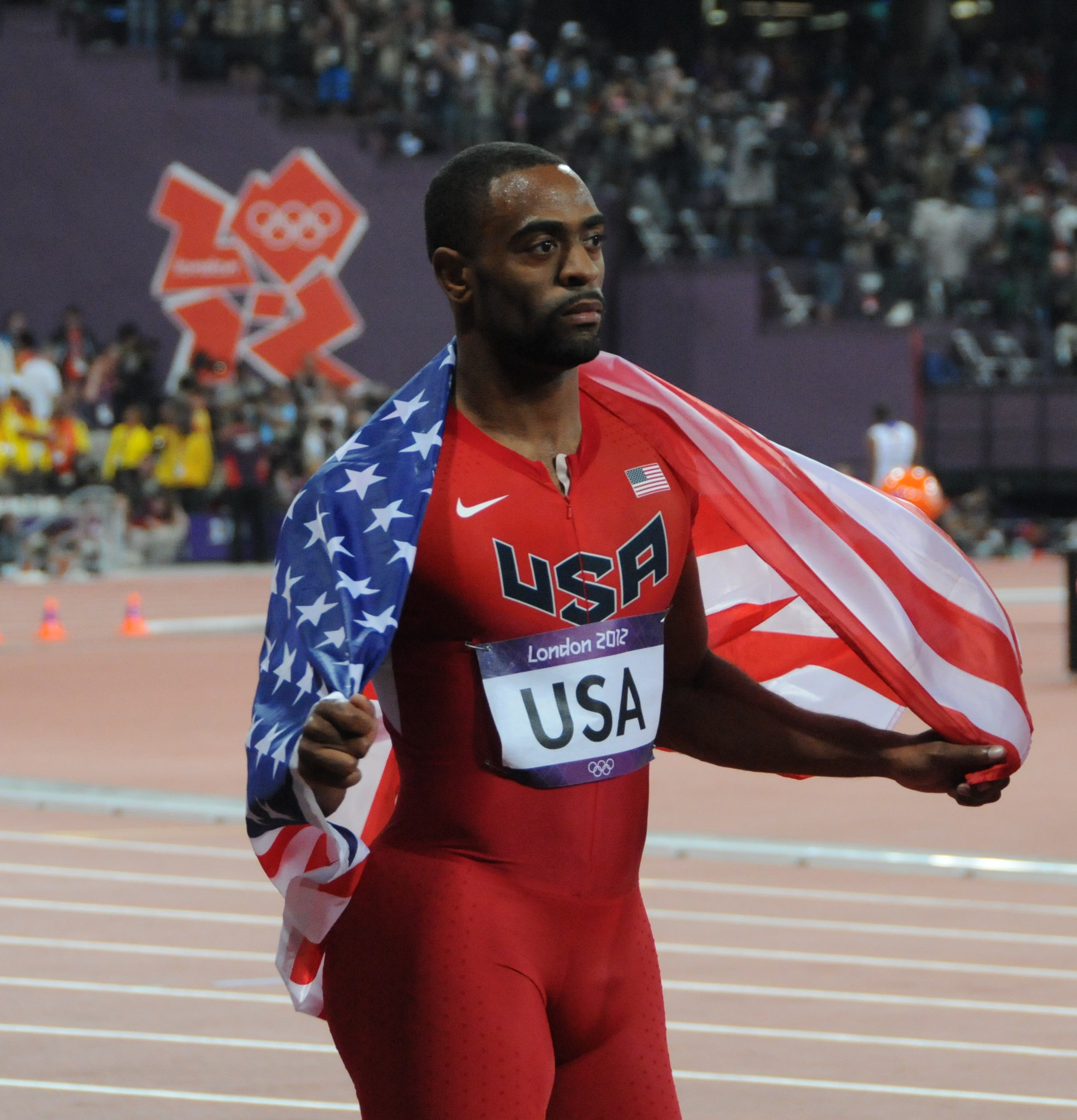 Tyson Gay achievements