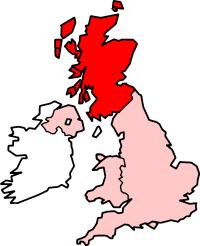 スコットランド(Wikipediaより)
