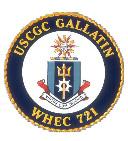 USCGC Gallatin logo