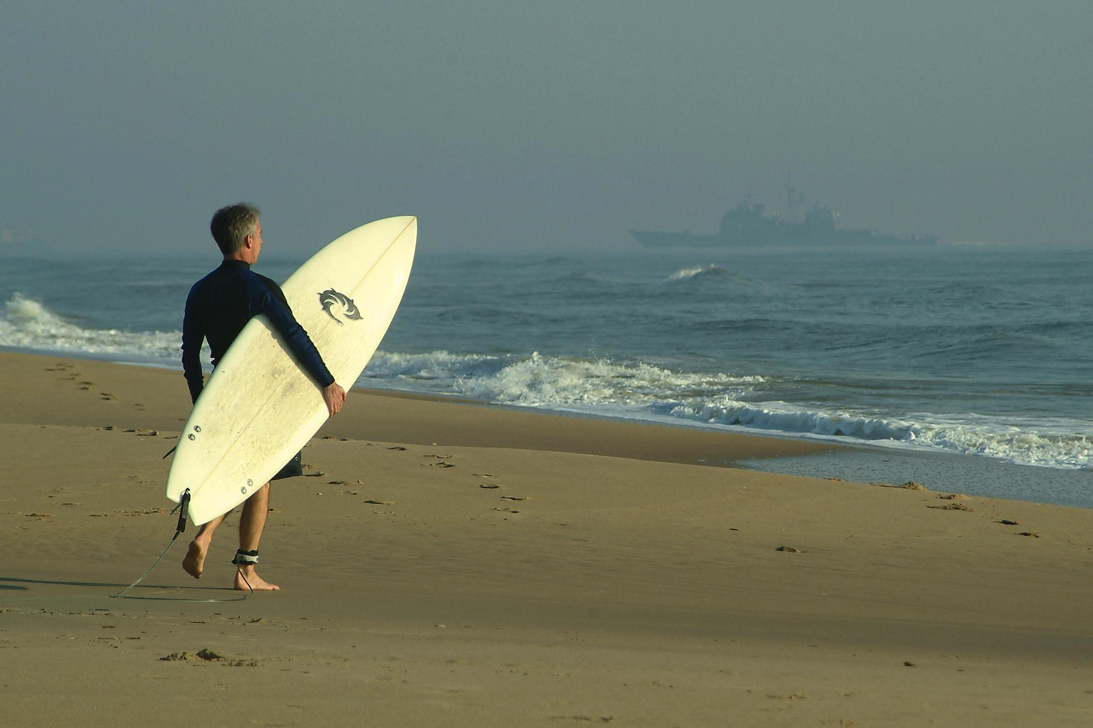Virginia Beach Surfers Healing