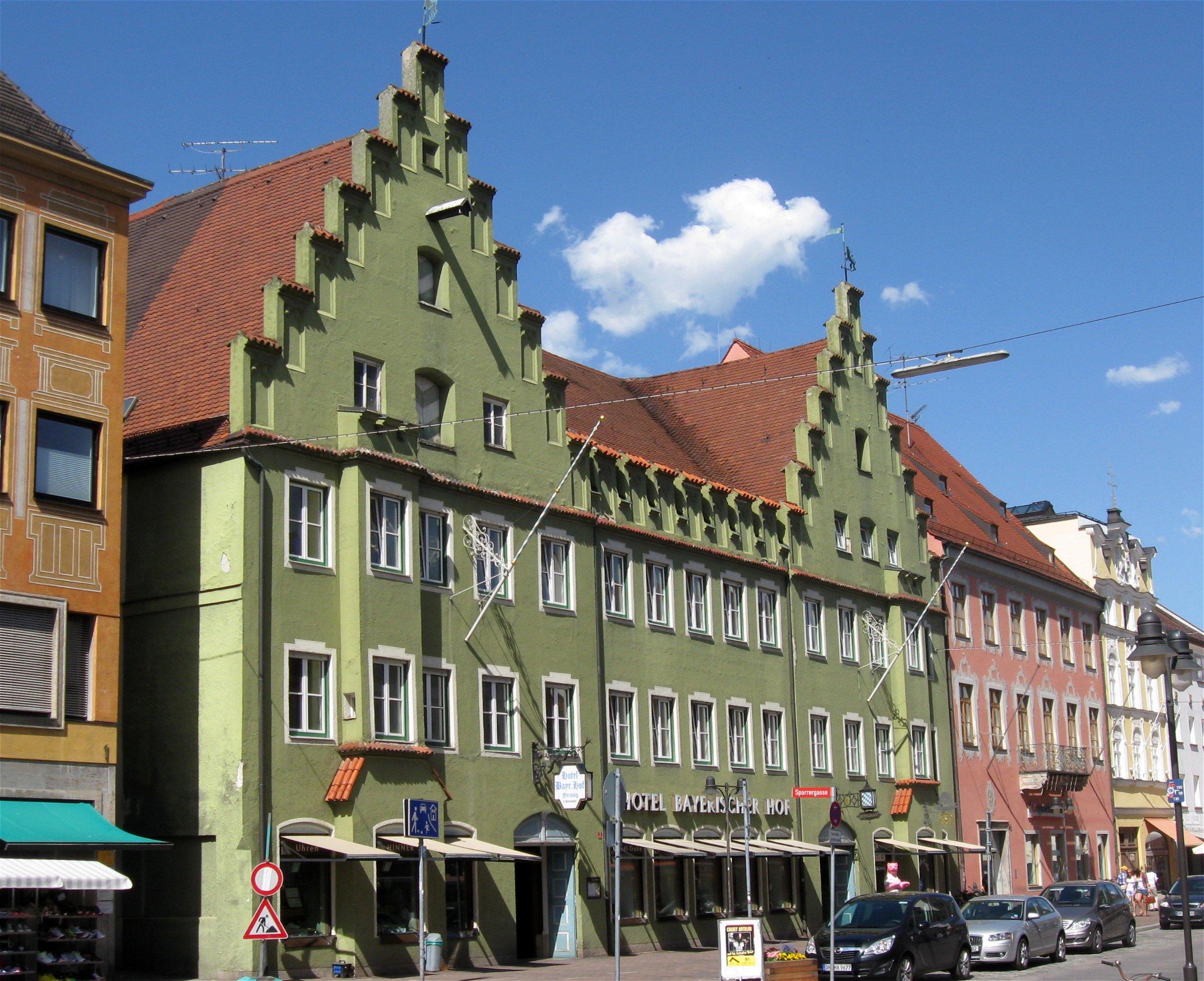 Hotel Bayerischer Hof M Ef Bf Bdnchen Stammgaste