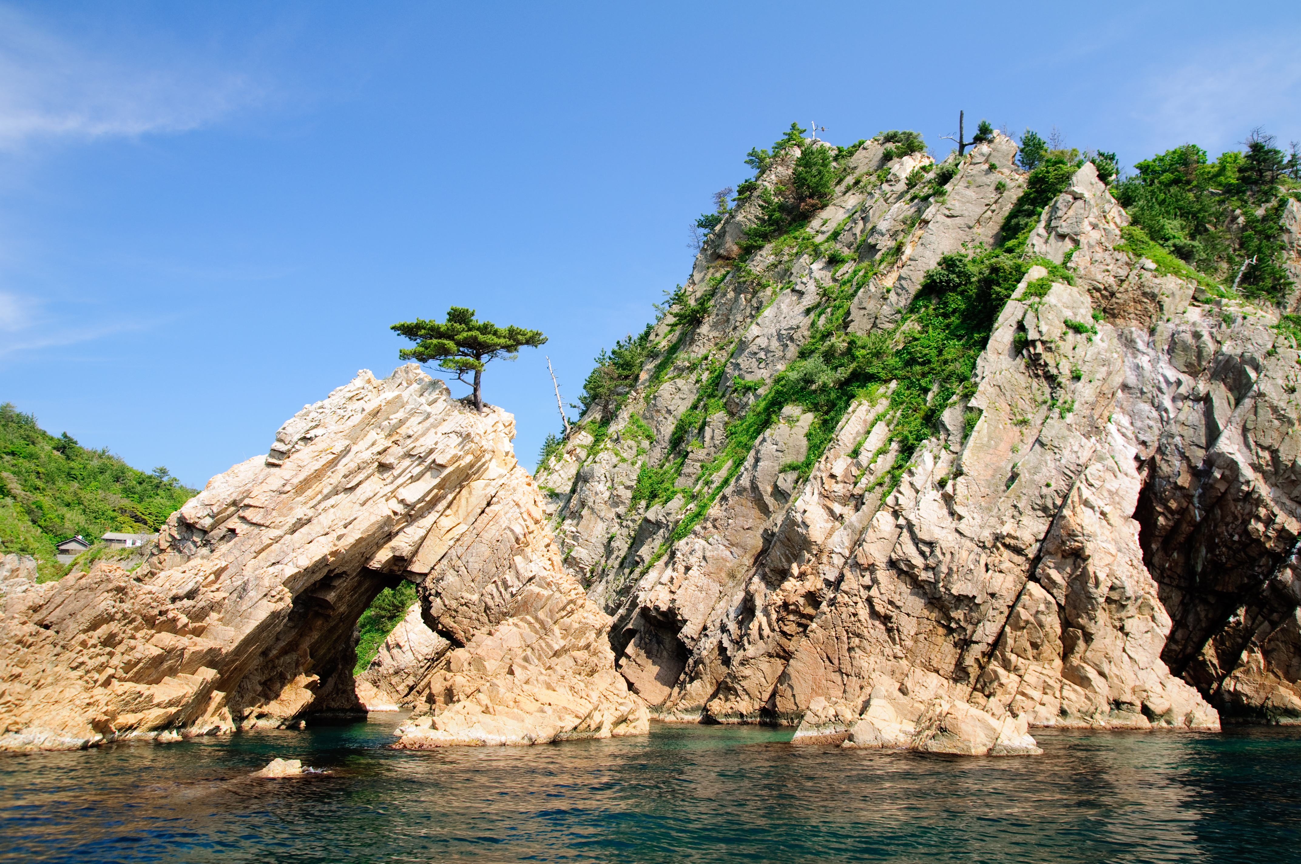 Uradome Coast Sengan-Matsushima.JPG