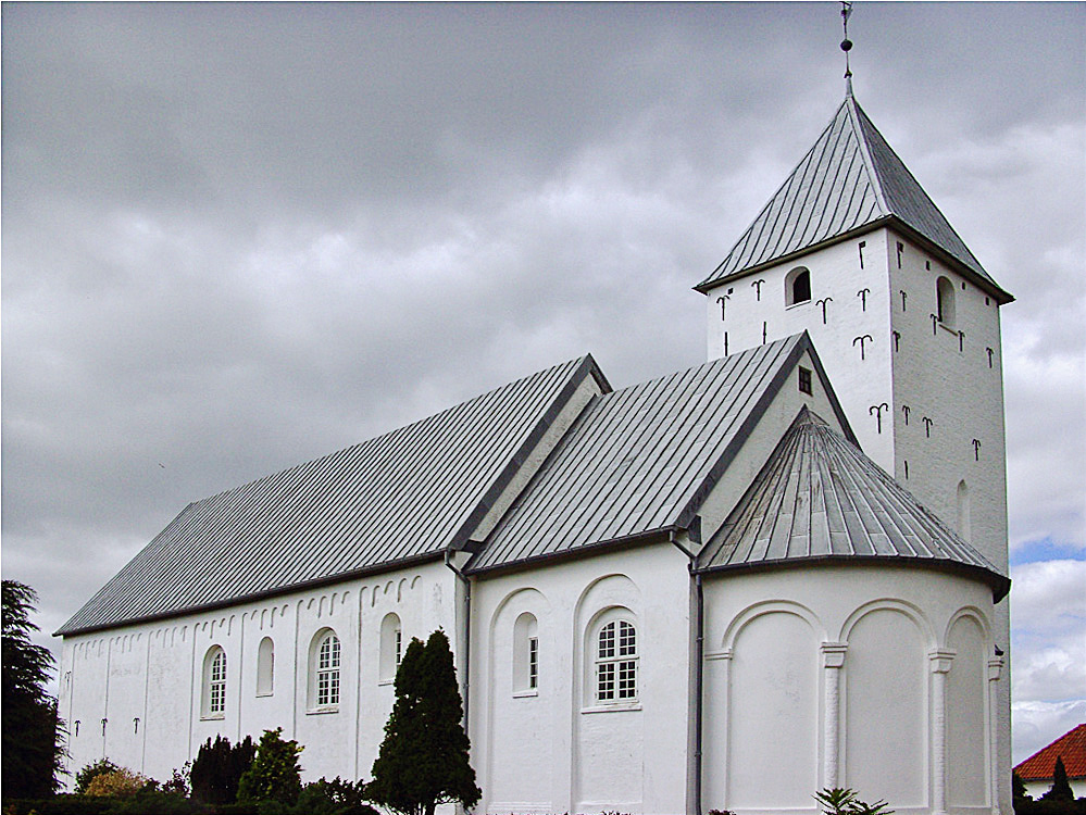 Vilslev Kirke - Wikipedia, den frie encyklopædi