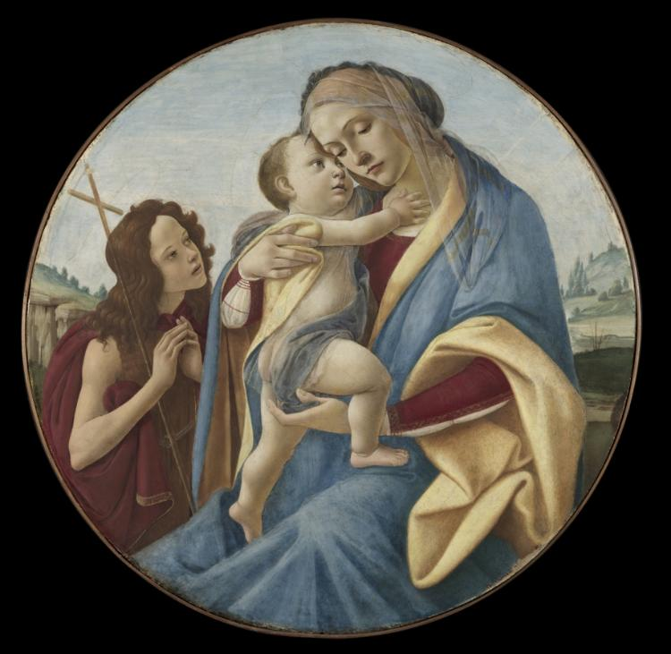 Virgin and Child with the Young John the Baptist