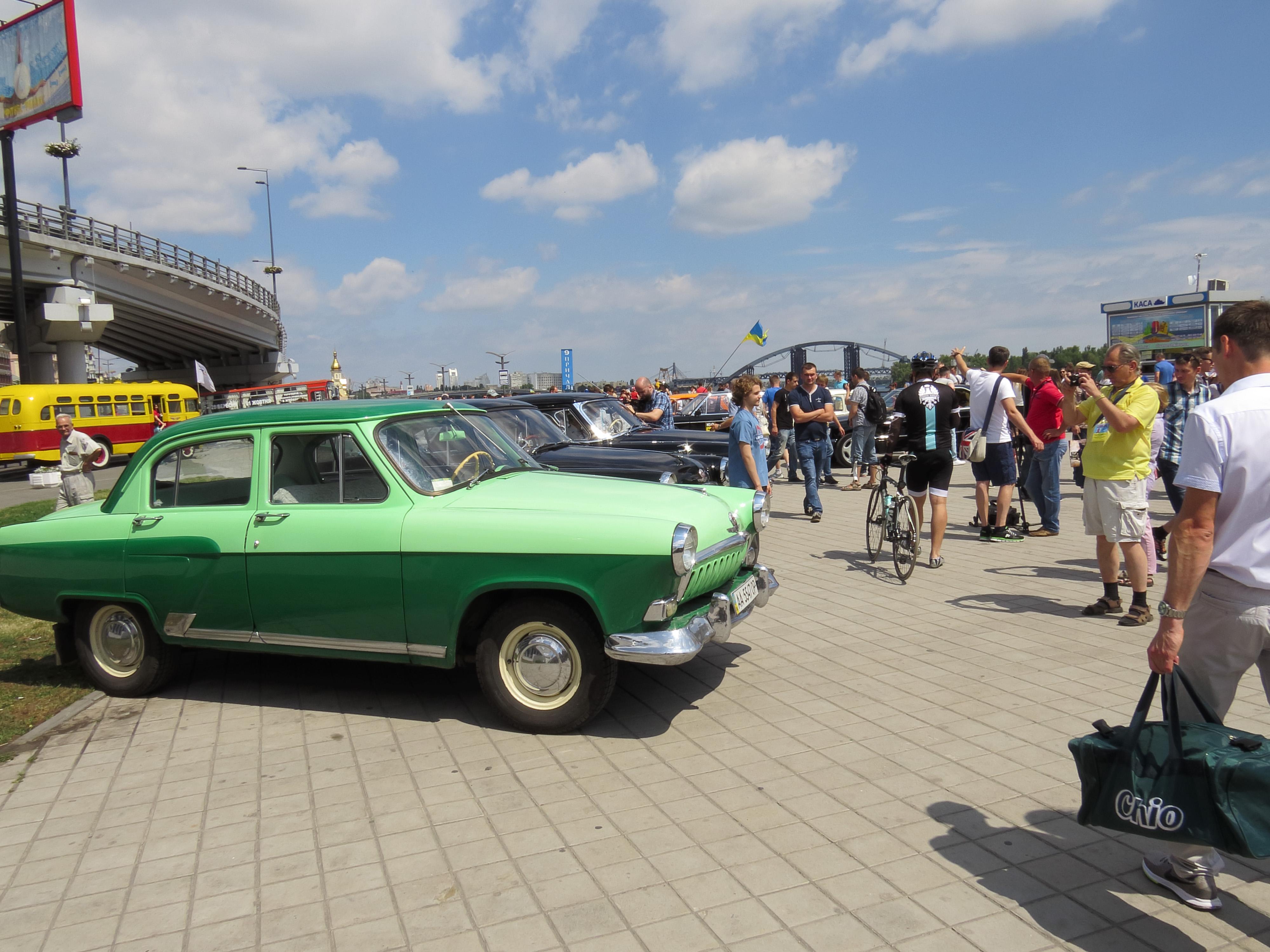 GAZ-23 Volga: technical specifications, modifications 36