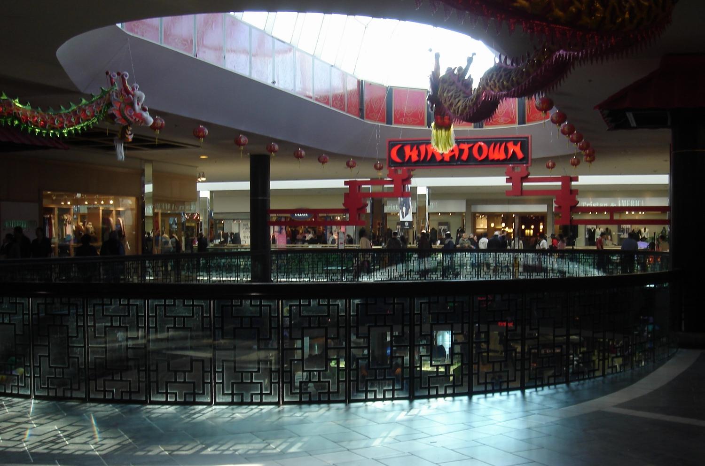 Chinatown Edmonton