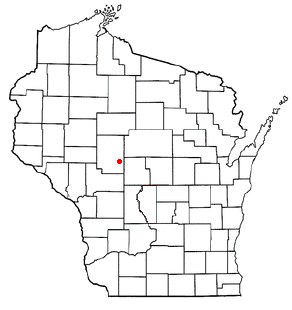 Fremont, Clark County, Wisconsin Town in Wisconsin, United States