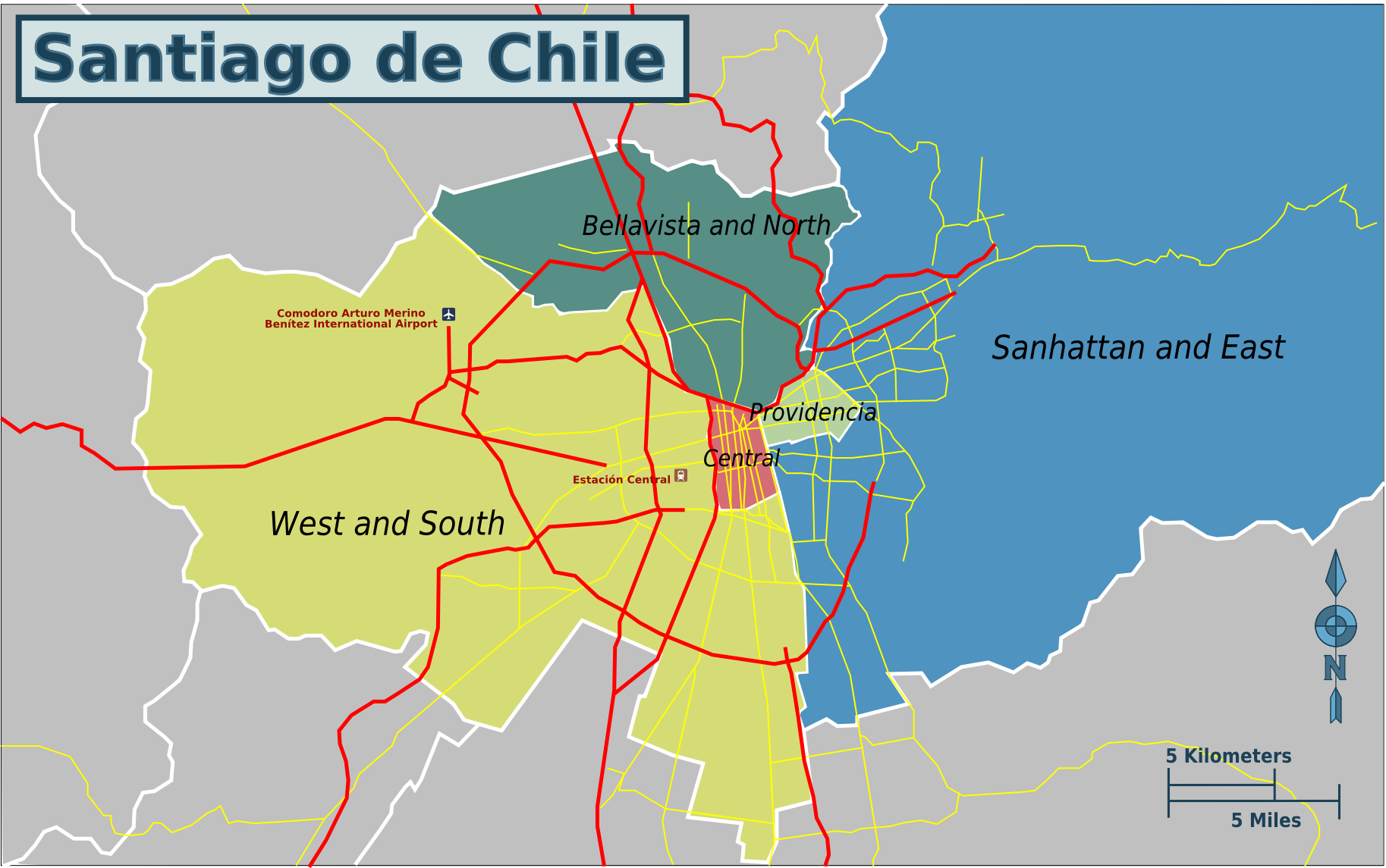 File:Wikivoyage Santiago Map PNG.png – Travel guide at ...