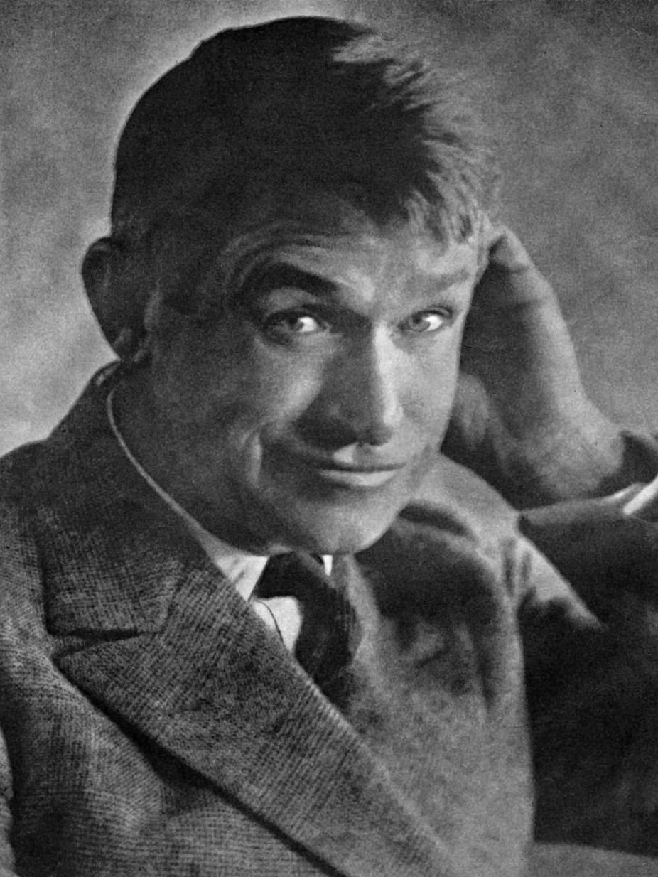 Portrait of Will Rogers